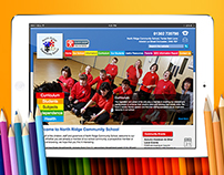 North Ridge Community School | Photography & Web Design