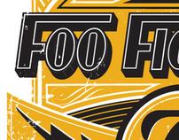 Foo Fighters Merch Design