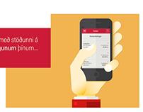 Íslandsbanki – ÍSB App