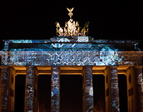Berlin Festival of Lights 2013