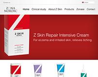 Zona Nordic Website