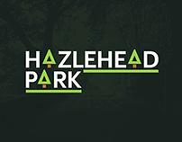 Hazlehead Park Branding (2013)