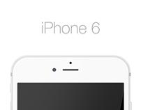 iPhone 6 | mockup PSD