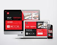 Portfolio Graphic Designer / RWD / mariuszkunc.com