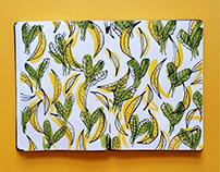 Bananas Pattern