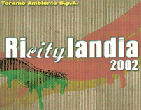 Ricitylandia My First Graphic Work 2002