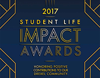 Drexel University Student Life. Various Projects.