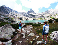 Photography from Blue Lake Hike Colorado! August 2014