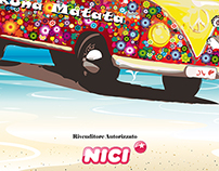 Flyer for Nici Gadget