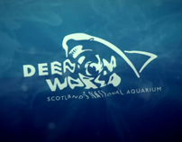 Deep Sea World / Logo