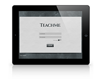 Teach Me - iPad eLearning App