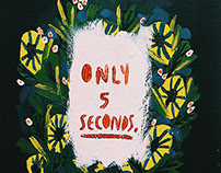 Only 5 Seconds.