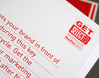 NeoCon SELECT Trade Show Event Collateral