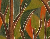 Bosque de color