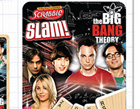 Big Bang Theory Scrabble Slam
