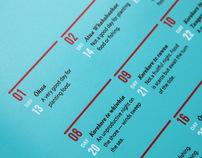 2012 Matariki Calendar