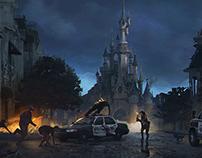 Disneyland Zombie Apocalypse