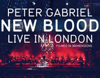 Peter Gabriel: New Blood Orchestra in 3D