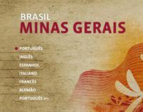 CD Interativo Secretaria de Turismo de Minas Gerais
