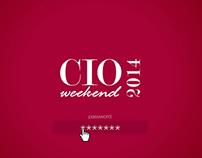 IT4CIO - CIOWeekend 2014