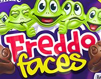Cadbury Freddo Faces