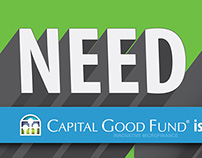Exterior Bus Ad (Capital Good Fund)