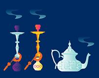 Oriental Shop: Duizend en één Nacht