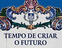 Livro Tempo de Criar o Futuro