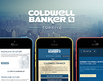 Coldwell Banker Website