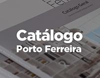 Catálogo Porto Ferreira