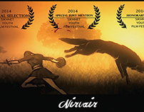 Award Winning Short Animated Film  Nirvair 2014
