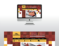 Web design for RAIMONDI