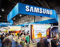 Samsung at InfoComm 2014