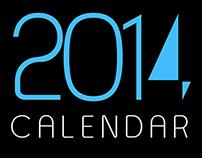 Art Calendar 2014