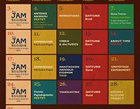 Afrikana's Live Calendars