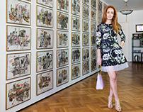 Fabiana Pastore - Harper's Bazaar