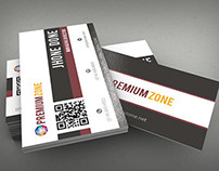 Download 2 Free Business Cards Colorful & Slick !!