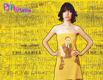 UH HUH HER/ pj harvey