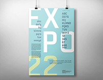 Expo 22 Typeface