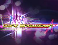 Danz Showdown Titlecard