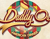 Logo para carro de comidas estilo RockaBilly