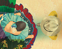 Afiche promocional para Palmato