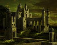 Castle: Matte Painting