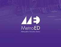 Presentation Folder – MetroEd