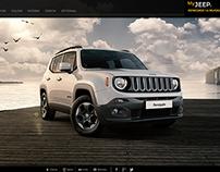 Car Configurator Jeep Renegade