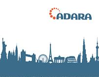 Corporate Rebrand | Adara