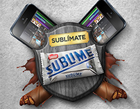 NESTLE / SUBLIME: Concept Art