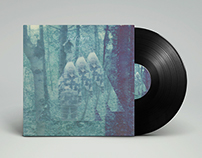 Be Forest / Cold / Vinyl Record