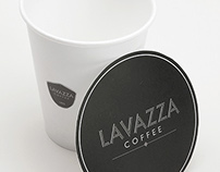 Lavazza Coffee [Brand identity and packaging]