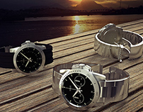 MMC Diver   Chronograph - GMT
